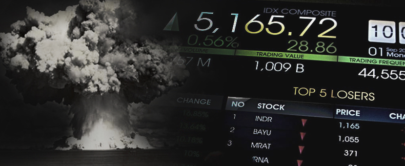 JCI Down by Bomb has Predicted Before