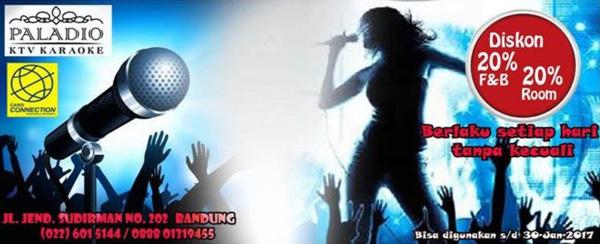 Paladio, KTV Karaoke