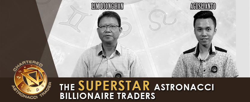 THE SUPERSTAR ASTRONACCI BILLIONAIRE TRADERS