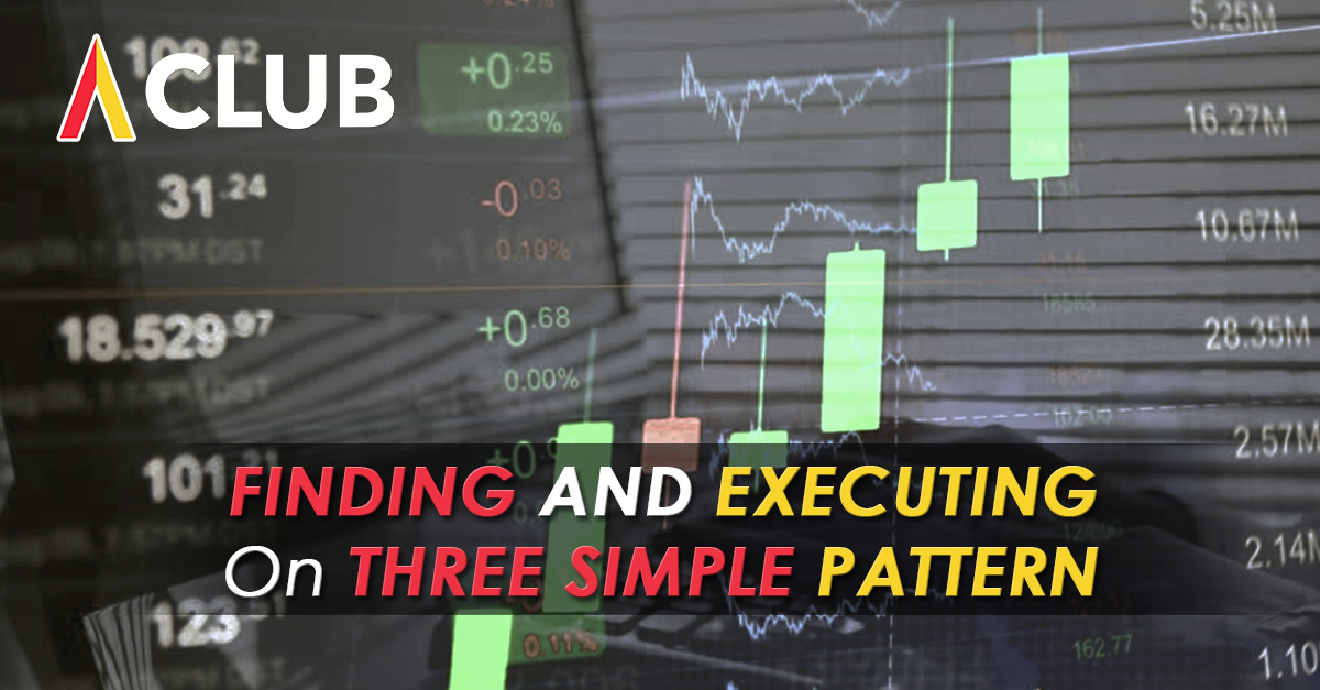 Finding And Executing On Three Simple Pattern