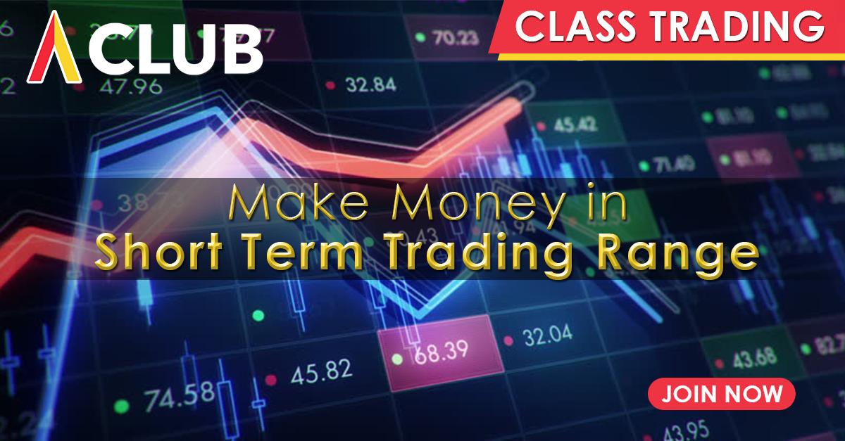 MAKE MONEY IN SHORT TERM TRADING RANGE