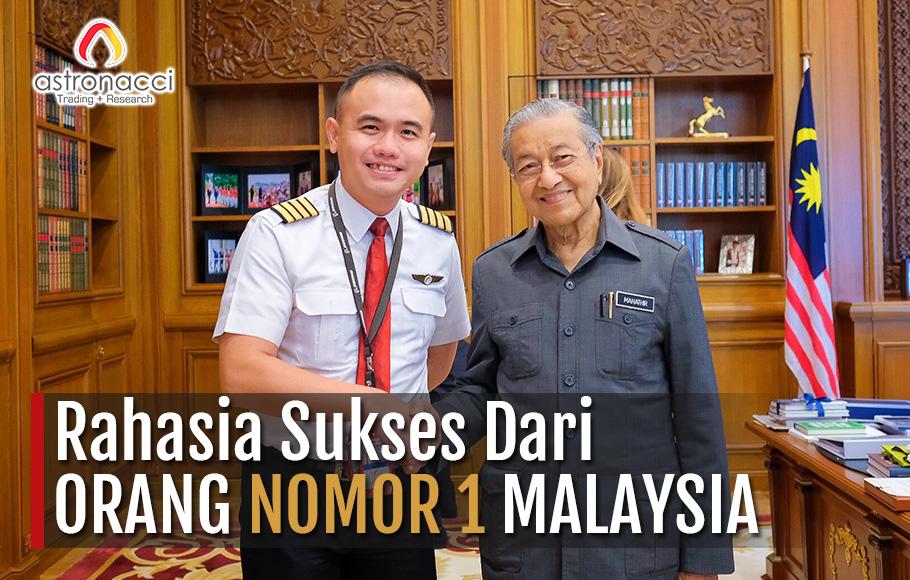 Rahasia Sukses Orang Nomor Satu Malaysia