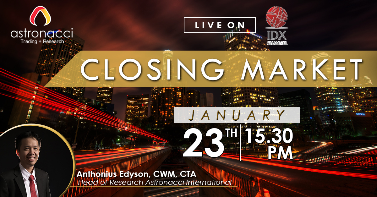 IDX CLOSING MARKET