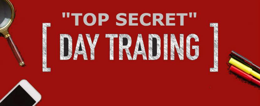 """""""TOP SECRET"""" DAY-TRADING SAHAM TIDAK DISARANKAN"""