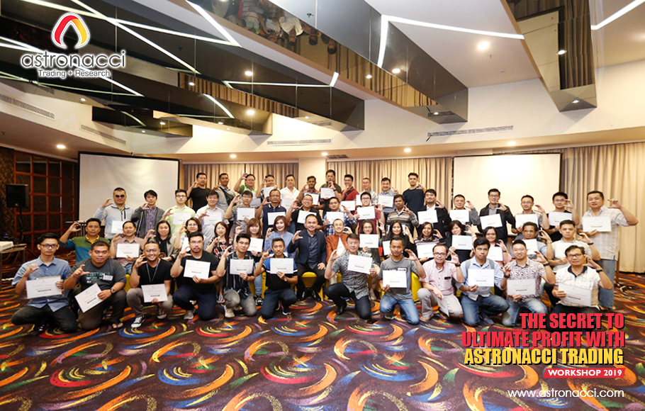 THE SECRET TO ULTIMATE PROFIT WITH ASTRONACCI TRADING WORKSHOP 2019