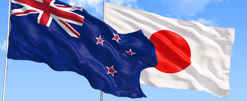BULLISH PATTERN IN NZD/JPY