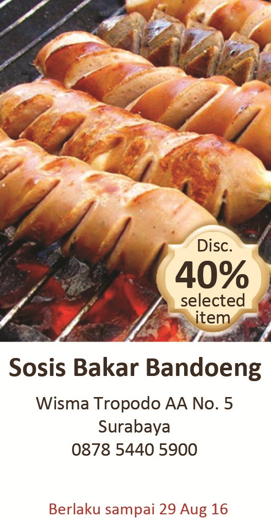 Sosis Bakar Bandoeng