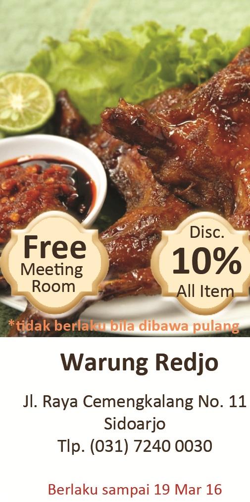 Warung Redjo