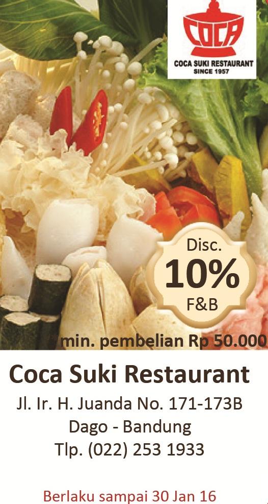 Coca Suki Restaurant