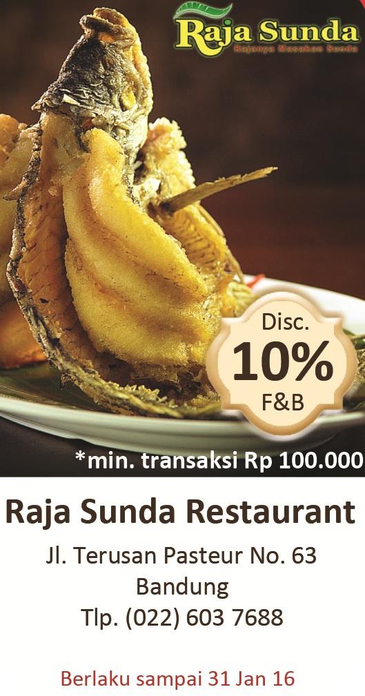 Raja Sunda Restaurant
