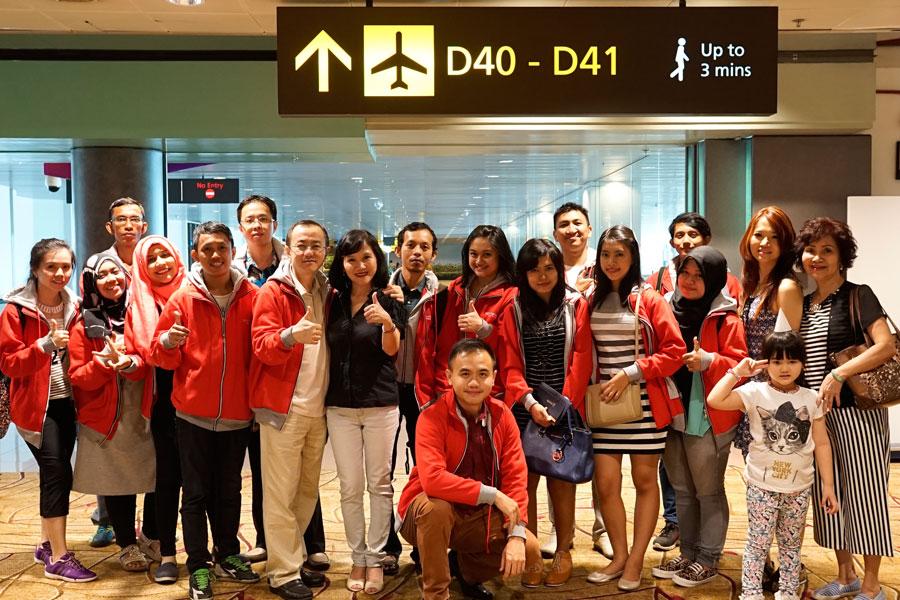 Astronacci Goes To Bangkok