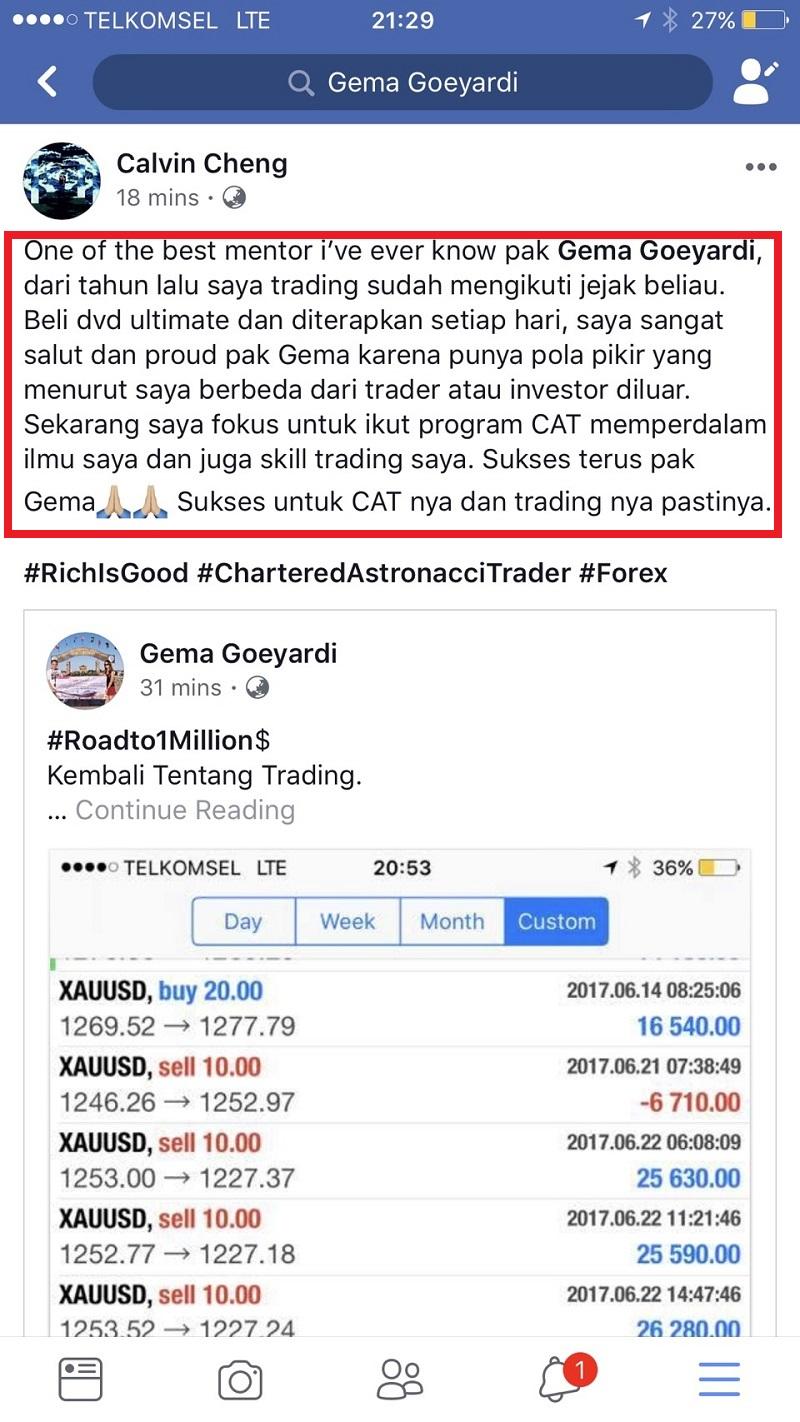 Workshop Trading